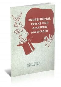 Professional Tricks for Amateur Magicians PDF