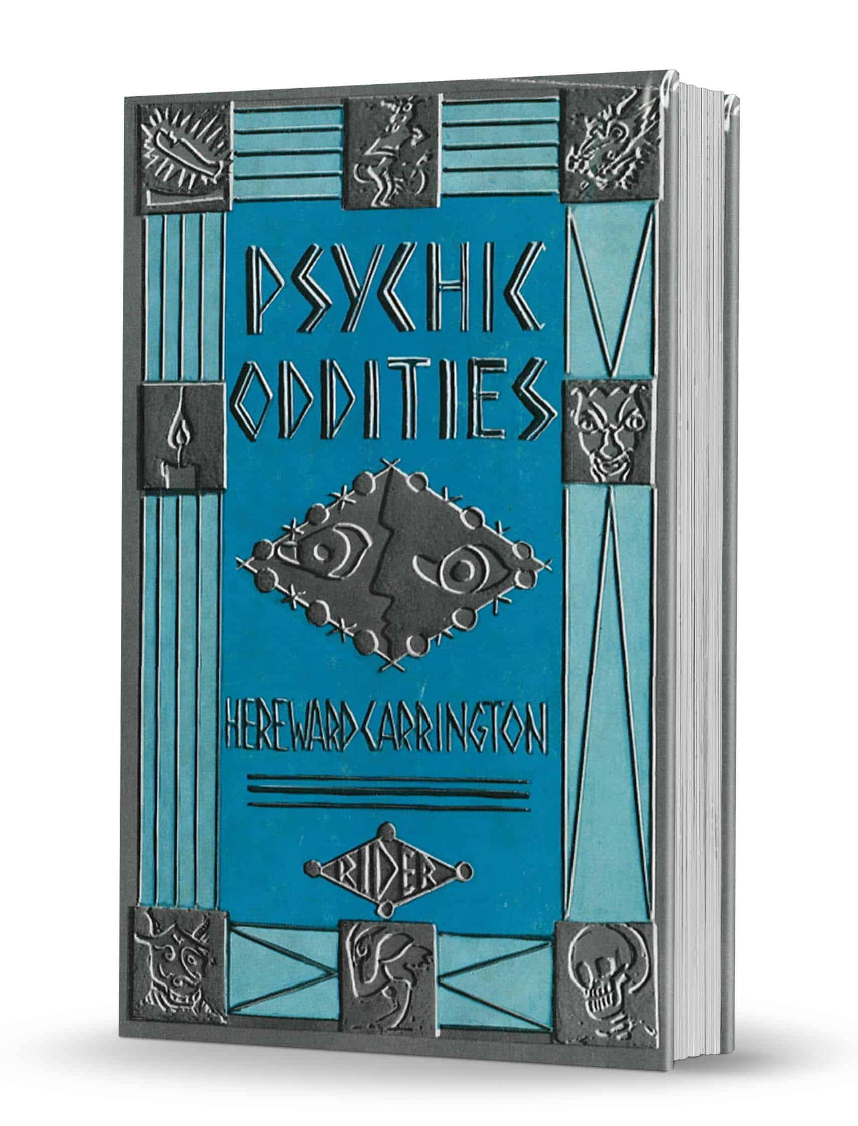 Psychic Oddities By Hereward Carrington Pdf Conjuring Arts