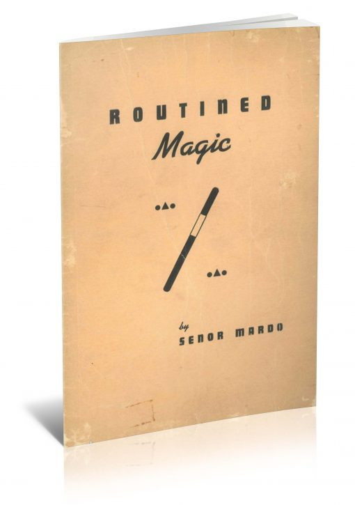 Routined Magic by Senor Mardo PDF