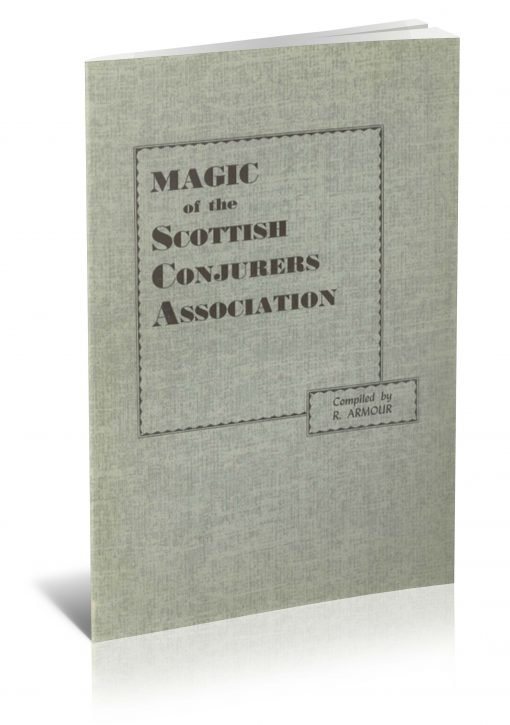 Magic of the Scottish Conjurers Association PDF