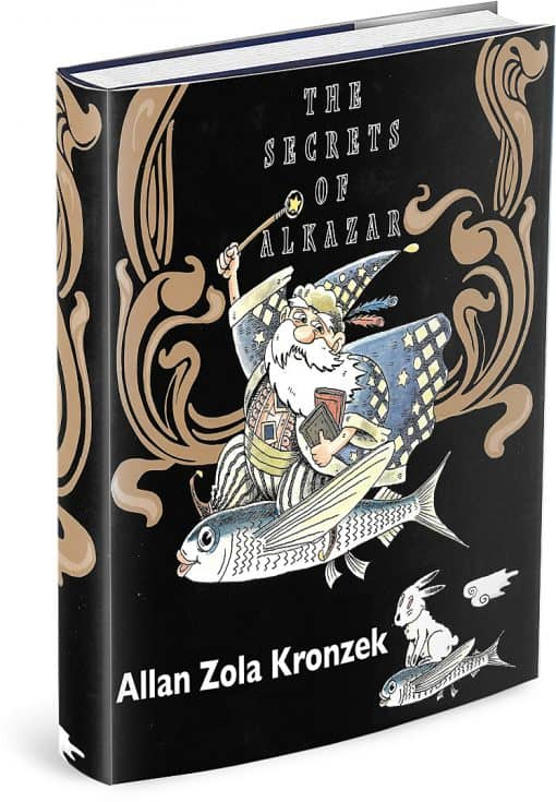 The Secrets of Alkazar by Allan Kronzek Epub