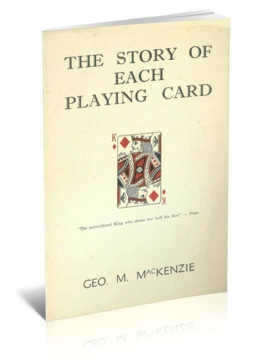 The Story of Each Playing Card PDF