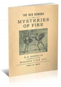 The Red Demons or Mysteries of Fire PDF
