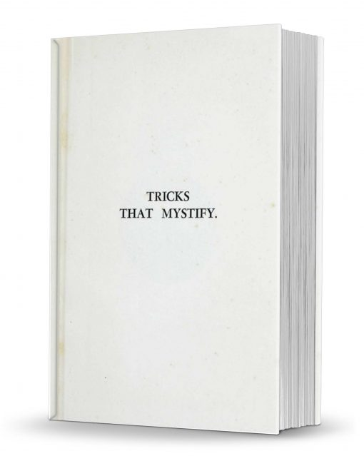 Tricks That Mystify PDF