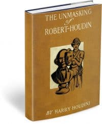 Unmasking of Robert Houdin PDF