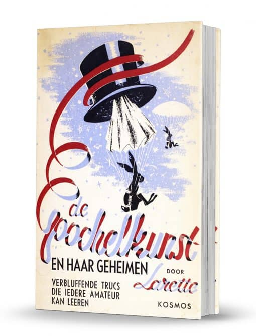 De Goochelkunst en haar geheimen by Cornel Hauer Larette PDf