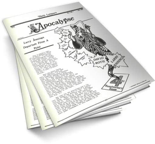 Apocalypse by Harry Lorayne Vol 5 PDF