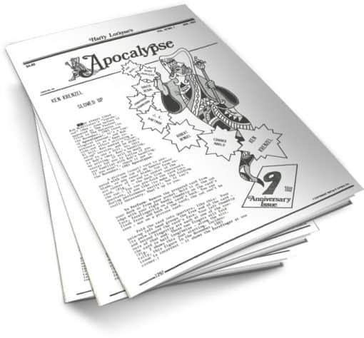 Apocalypse by Harry Lorayne Vol 10 PDF