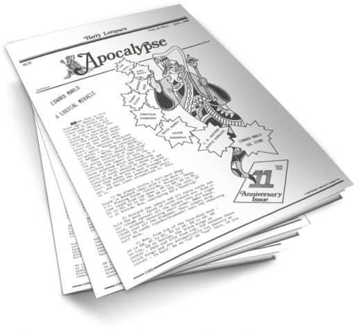 Apocalypse by Harry Lorayne Vol 12 PDF