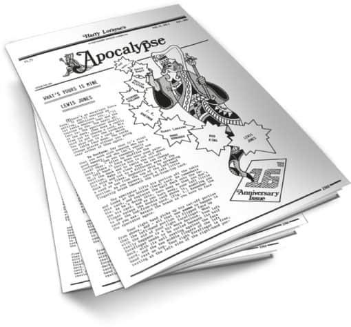 Apocalypse by Harry Lorayne Vol 17 PDF