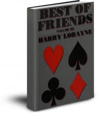 Best of Friends Volume III by Harry Lorayne Text-Based PDF with Bookmarks