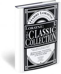 Classic Collection Volume 3 by Harry Lorayne Text-Based PDF with Bookmarks