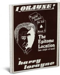 The Epitome Location by Harry Lorayne PDF