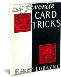 My Favorite Card Tricks by Harry Lorayne PDF