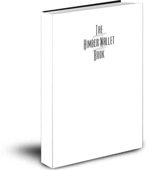 The Himber Wallet Book by Harry Lorayne Text-Based PDF with Bookmarks