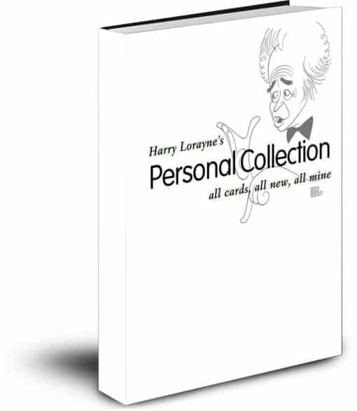 Personal Collection by Harry Lorayne, Text-Based PDF with Bookmarks!