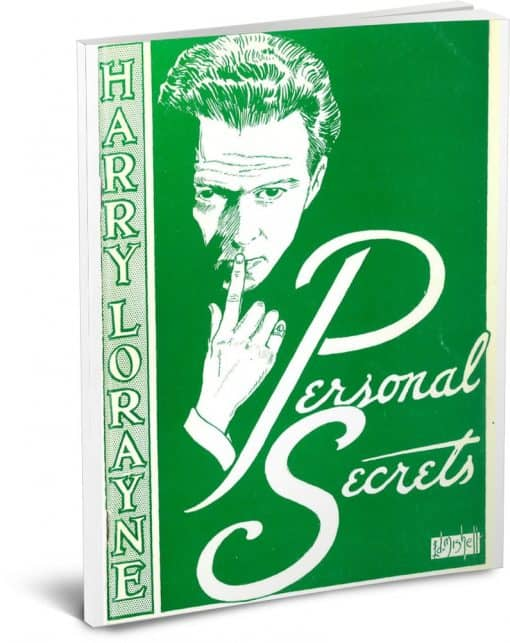 P. S. Personal Secrets by Harry Lorayne PDF