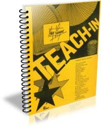Teach-In/Lecture by Harry Lorayne PDF