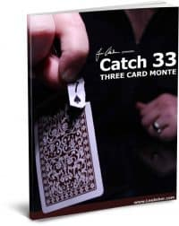 Catch 33: Three Card Monte by Lee Asher PDF