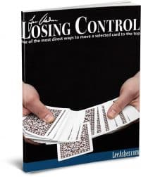 Losing Control by Lee Asher PDF