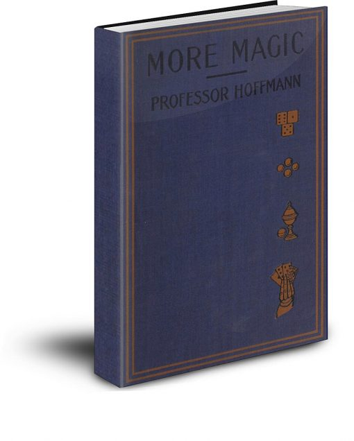 More Magic PDF by Professor Hoffmann!