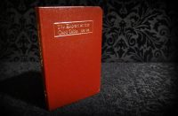 Red Erdnase Bible only $49 postpaid in the U. S.