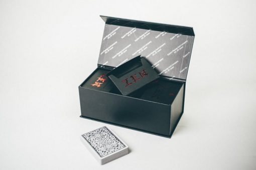 Zen Combo Pack - 1 Royal Zen deck- 11 Zen decks- Luxury Mag Brick Box.