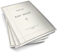 Rupert Howard Course in Magic PDF $24.99