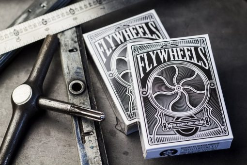Flywheels by Jackson Robinson
